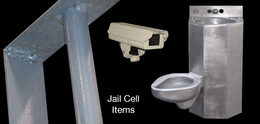 Jail Cell Items
